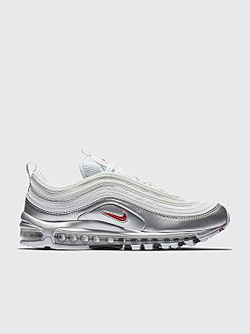 Nike Sportswear Air Max 97 QS White / Varsity Red / Metallic Silver