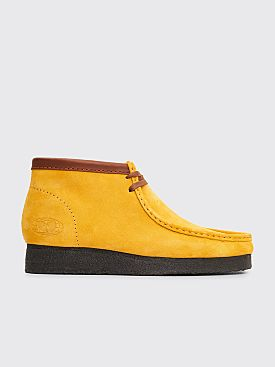 Clarks Originals x Wu Wear Wallabee Suede Yellow