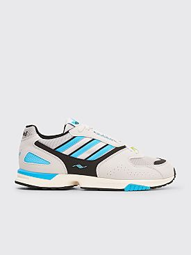 Adidas Consortium ZX 4000 OG Grey One / Core Black / Bright Cyan