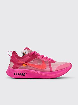 Nike x Off-White The 10: Zoom Fly Tulip Pink