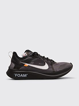 Nike x Off-White The 10: Zoom Fly Black