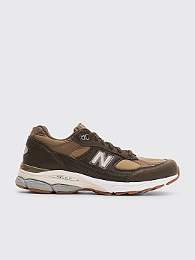 New Balance M991.9 Dark Brown