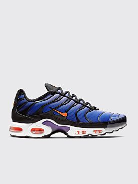 Nike Sportswear Air Max Plus OG Black / Total Orange / Voltage Purple