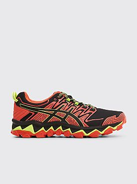 Asics GEL-FujiTrabuco 7 Red Snapper / Black