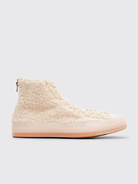 Converse x Clot Chuck 70 Hi Cloud Cream / White Swan