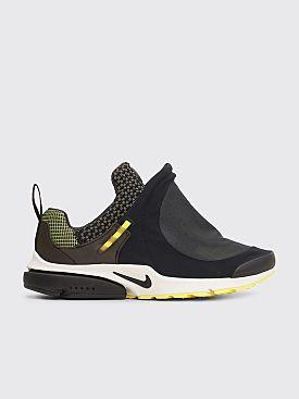 Nike x Comme des Garçons Homme Plus Air Presto Tent Anthracite / Lemon Twist