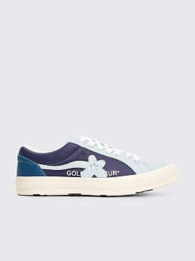 Converse x Golf Le Fleur One Star OX Barely Blue / Patriot Blue