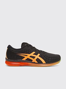 Asics Gel-Quantum Infinity Black / Shocking Orange