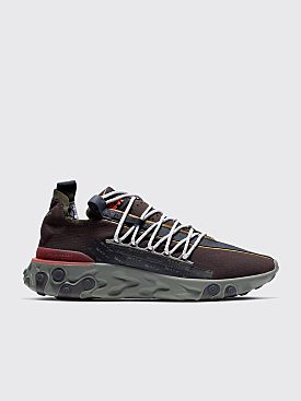 Nike React WR Ispa Velvet Brown / Terra Orange