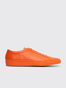 Common Projects Original Achilles Low Orange
