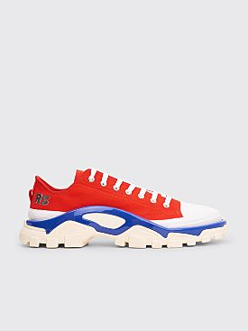 adidas x Raf Simons Detroit Runner Red