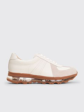 Tomo & Co German Airsole Sneakers White