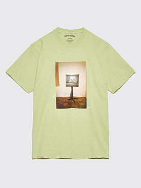 Fucking Awesome Bush T-Shirt Pistachio