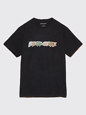 Fucking Awesome Battlefield T-Shirt Black