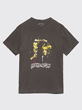 Fucking Awesome Sid And Nancy T-Shirt Washed Black