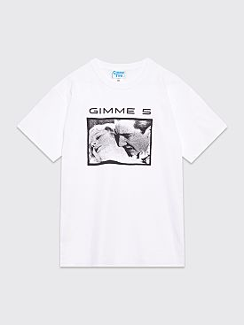 Gimme Five Bela T-shirt White