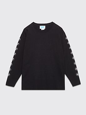 Gimme Five Capitol LS T-shirt Black