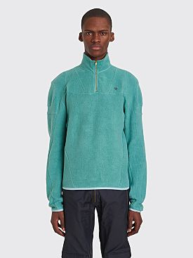 GmbH Moses Fleece Pullover Turquoise