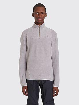 GmbH Moses Fleece Pullover Grey