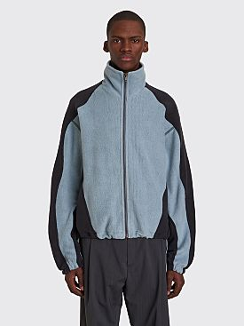 GmbH Yaan Fleece Jacket Grey Blue
