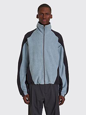 GmbH Yaan Fleece Jacket Grey Blue