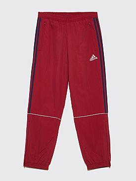 Gosha Rubchinskiy Adidas Track Pants Burgundy