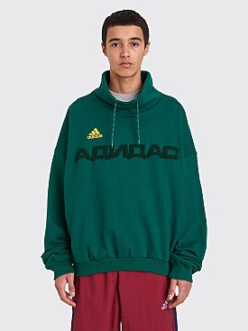 Gosha Rubchinskiy Adidas Sweat Top Green