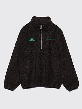 Gosha Rubchinskiy Adidas Fleece Top Black
