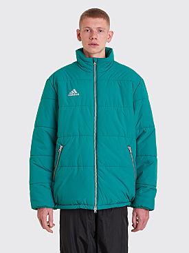 Gosha Rubchinskiy Adidas Puffer Jacket Green
