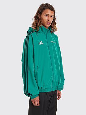 Gosha Rubchinskiy Adidas Track Jacket Green