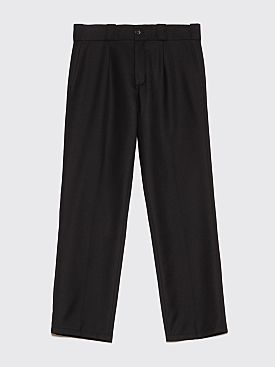 Gosha Rubchinskiy Straight Pants Black