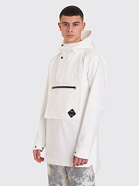 Haglöfs V-Series Raw Anorak Jacket White