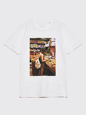 IDEA Jerry Hsu Photo T-Shirt White