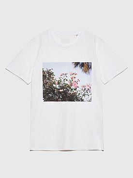 Takashi Homma Photo T-Shirt White