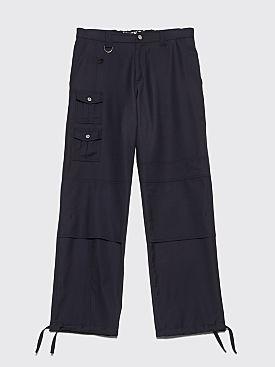 Jacquemus Gadjo Trousers Dark Navy