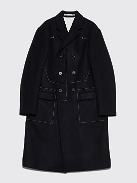 Jil Sander Rochester Coat Black
