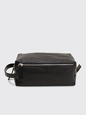 Jil Sander Small Leather Bag Black