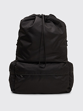 Jil Sander Climb Large Backpack Black