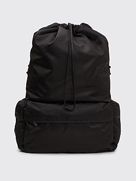 Jil Sander Climb Large Backpack Black