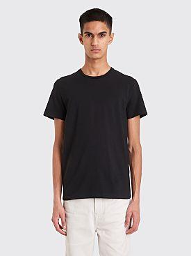 Jil Sander Classic T-shirt Black