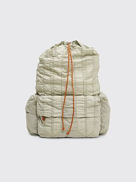 Jil Sander Climb Backpack Light Pastel Green