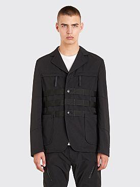 Junya Watanabe MAN Convertible Jacket Black