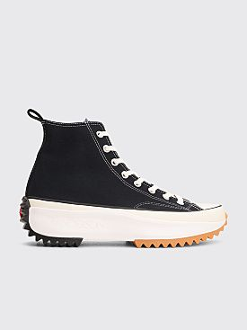 Converse x JW Anderson Run Star Hike Hi Black