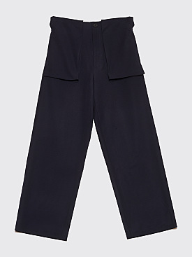 JW Anderson Large Pocket Trousers Navy
