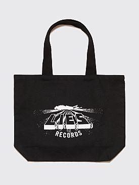 L.I.E.S. Logo Tote Bag Black