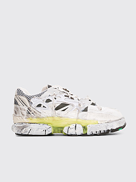 Maison Margiela Low Top Fusion Sneakers White