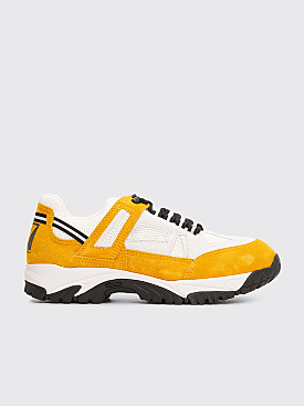 Maison Margiela Security Sneakers White / Yellow