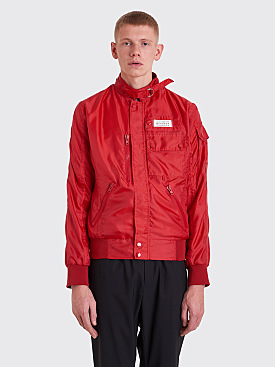 Maison Margiela Sports Jacket Red