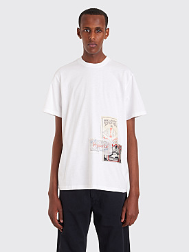 Martine Rose Flyer T-Shirt White
