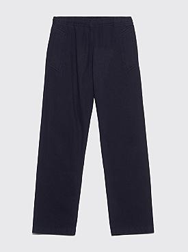 Margaret Howell MHL Yarn Dye Jogger Pants Indigo